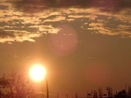 FOTKA - východ slnka 04.02.2013g