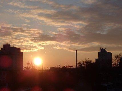 FOTKA - východ slnka 04.02.2013j
