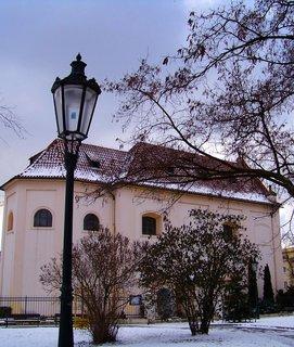 FOTKA - 21.2.2013, kostel Sv. Pankráce, Praha 4