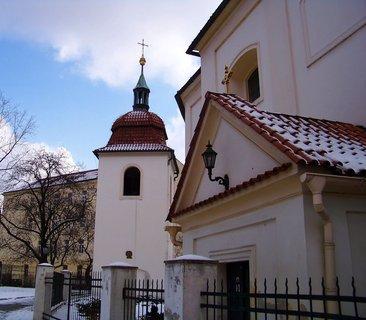 FOTKA -  21.2.2013, kostel na Pankráci..