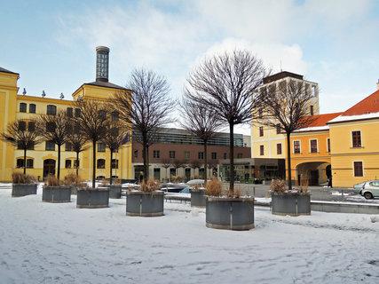 FOTKA - dvorek krajského magistrátu