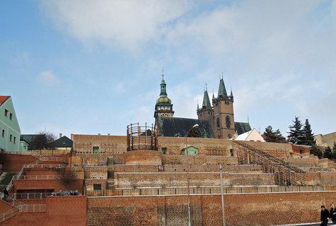 FOTKA - Hradecké věže a jižní terasy