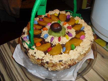 FOTKA - Takový MALÝ dortík