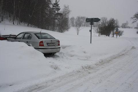 FOTKA - sníh..