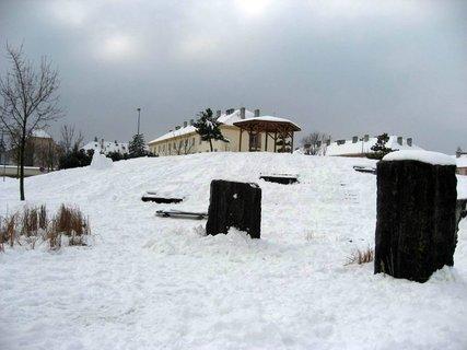 FOTKA - Ladovská zima 12