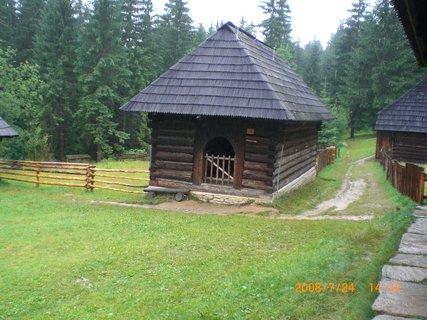 FOTKA - Skanzen, Slovensko, Roháče 25