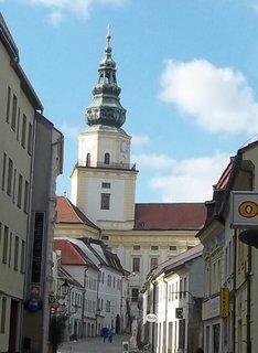 FOTKA - Kroměřížem ..