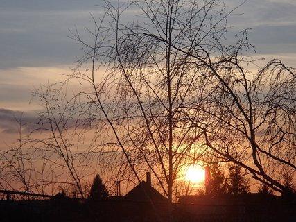 FOTKA - západ slnka 20.02.2013b