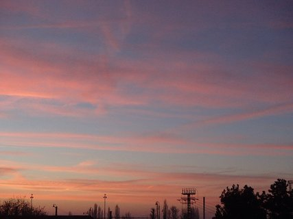 FOTKA - farby oblohy122