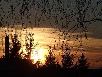 FOTKA - západ slnka 25.02.2013b