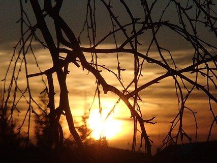FOTKA - západ slnka 25.02.2013f