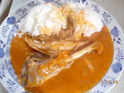 FOTKA - 2.3. - 4.3. - 16 - paprika z kohouta - manželova  porce