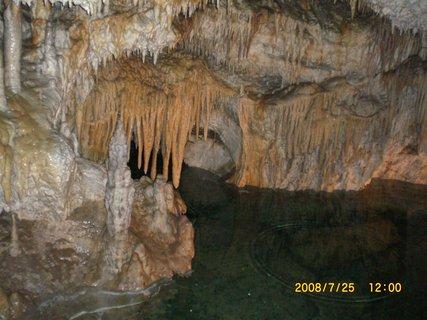 FOTKA - Demänovské jeskyně, Slovensko, fotil manžel 6