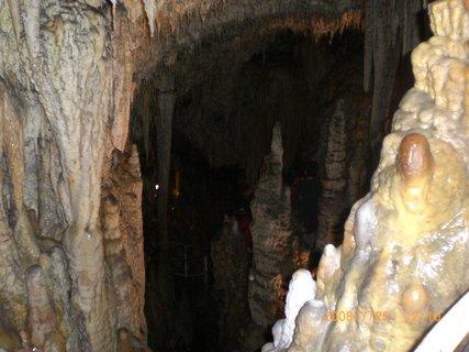 FOTKA - Demänovské jeskyně, Slovensko, fotil manžel 10