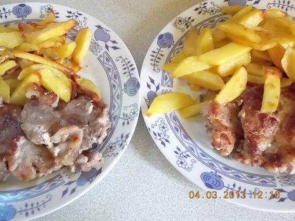 FOTKA - 4.3. - 5.3. - 5 - vařím oběd - rychlovku -