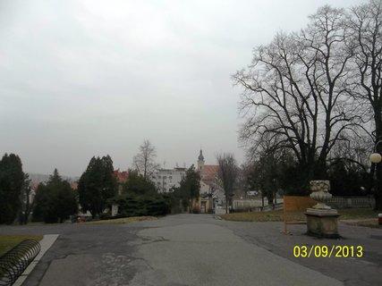 FOTKA - U zámku Napajedla.