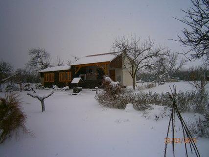 FOTKA - Poslední sněžění