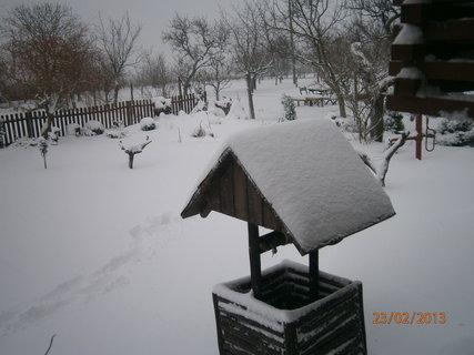 FOTKA - poslední sníh 2