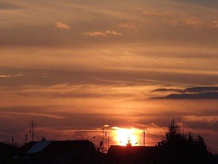FOTKA - západ slnka 01.03.2013b