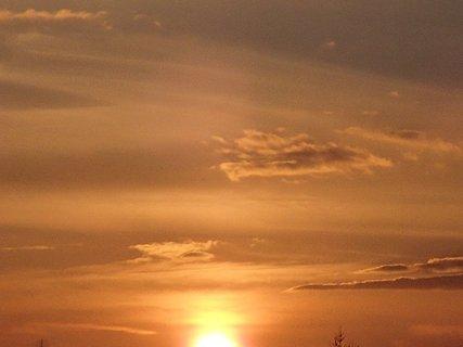 FOTKA - západ slnka 01.03.2013f