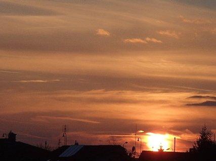 FOTKA - západ slnka 01.03.2013i