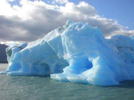 FOTKA - Patagonia - ledovec
