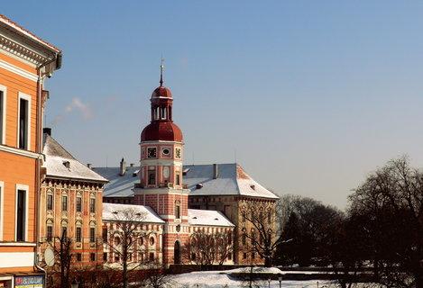 FOTKA - Zámek v polovině března