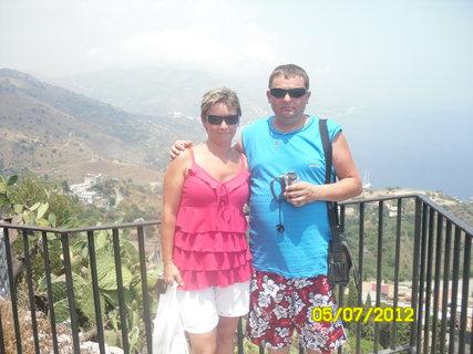 FOTKA - s manželem