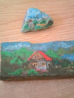 FOTKA - malované kamínky