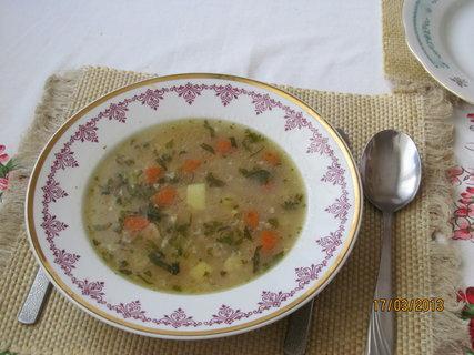 FOTKA - Kroupovka s bramborem