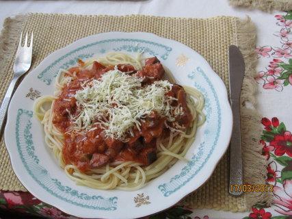 FOTKA - Špagety