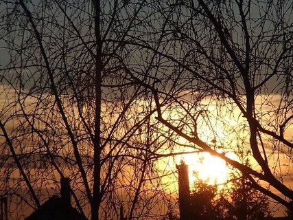 FOTKA - západ slnka 03.03.2013