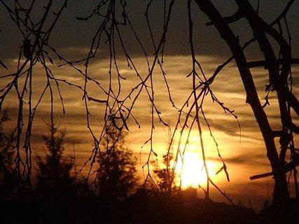 FOTKA - západ slnka 03.03.2013a