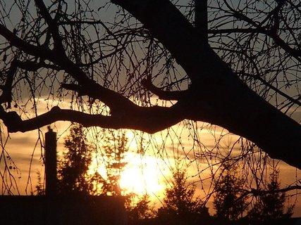 FOTKA - západ slnka 03.03.2013b