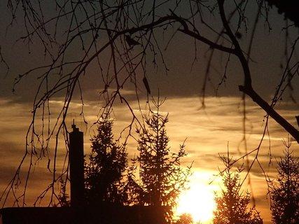FOTKA - západ slnka 03.03.2013c