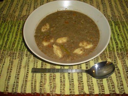 FOTKA - čočková polévka