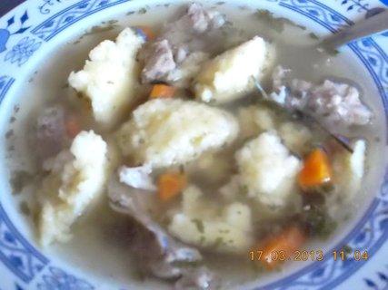 FOTKA - 15.3. - 17.3. - 22 - můj talíř polévky