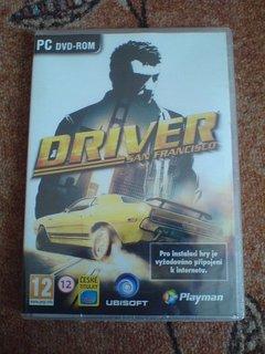 FOTKA - Výhra PC hra - Driver