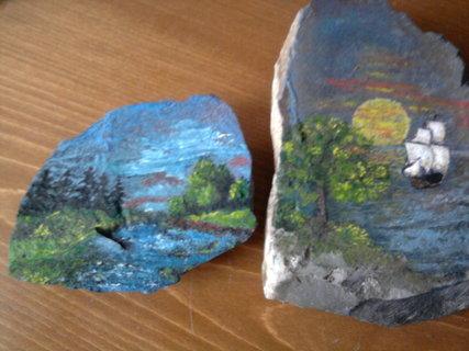 FOTKA - malování na kameny A