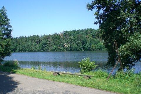 FOTKA - zámecký rybník