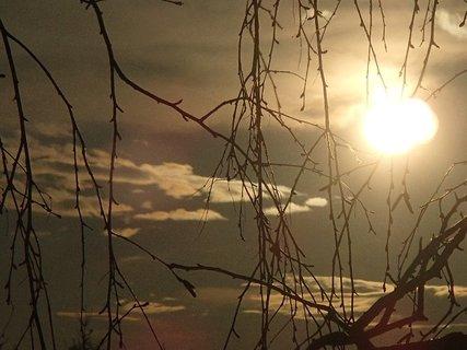 FOTKA - západ slnka 09.03.2013a