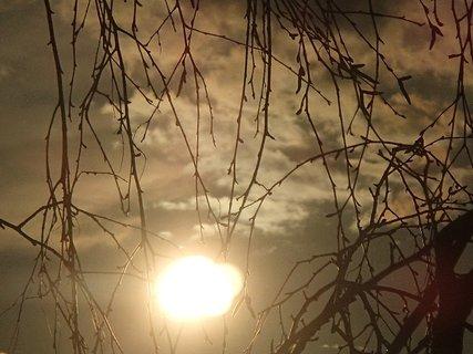 FOTKA - západ slnka 09.03.2013b