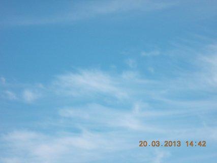 FOTKA - 19.3. - 20.3. - 24 -  začalo astronomické Jaro, nebe bylo úžasný