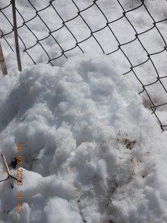 FOTKA - 19.3. - 20.3. - 25 -  začalo astronomické Jaro, ale sněhu stále haldy
