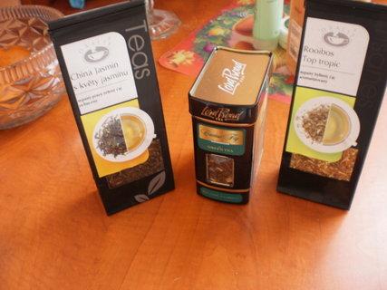 FOTKA - výborné čaje