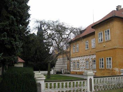 FOTKA - Královská zahrada v dubnu 7