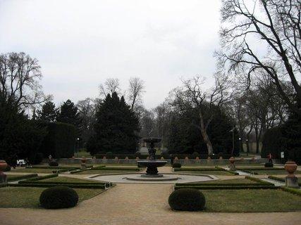 FOTKA - Královská zahrada v dubnu 42