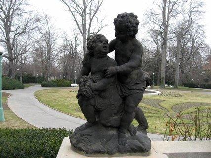 FOTKA - Královská zahrada v dubnu 53