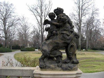 FOTKA - Královská zahrada v dubnu 54