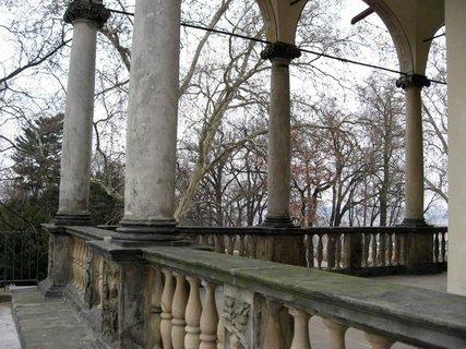 FOTKA - Královská zahrada v dubnu 73